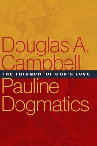 Cover of Douglas Campbell's new book