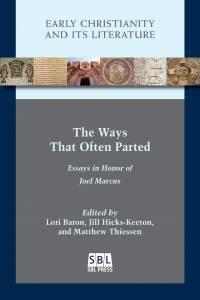 Joel Marcus essays book cover