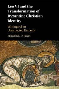 Image of Emperor Leo VI praying to Christ