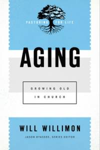 Cover image of tree for Aging: Growing Old in the Church book