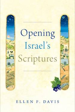 book cover of opening Israel's scripture