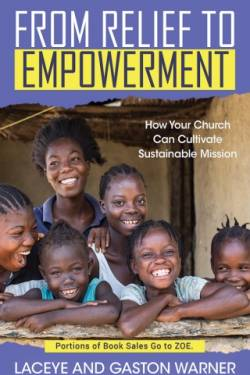 Image of smiling children on cover of new book by Laceye and Gaston Warner