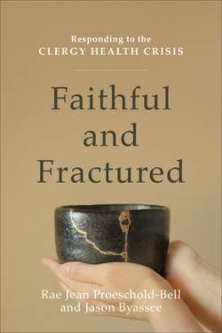 Image of hands holding a bowl on cover of new book by Rae Jean Proeschold-Bell and Jason Byassee