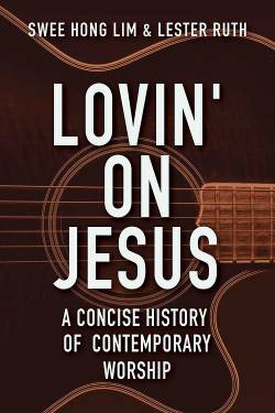 "Cover image of book titled ""Lovin' On Jesus"""