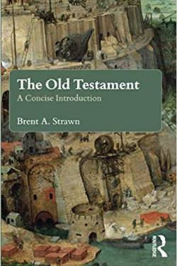 Cover image of Professor Brent Strawn's new book