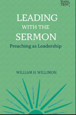 Cover image of sun for Leading with the Sermon: Preaching as Leadership book