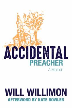 Cover image of a church for Will Willimon memoir