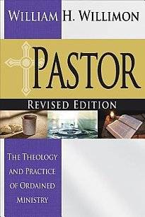 Pastor book cover