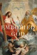 Embodied God cover depicting artwork of God, Jesus, and holy dove
