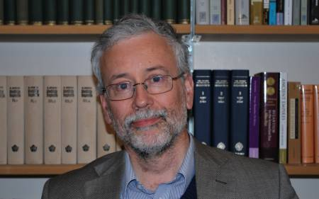 Dr. Francis Watson, chair of Biblical Interpretation at Durham University