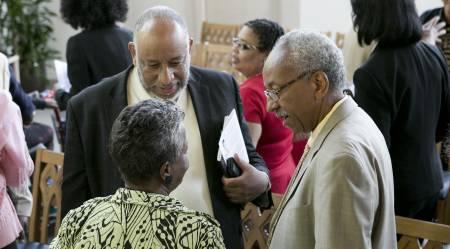 Black Pastoral Leadership School Discussion Gathering