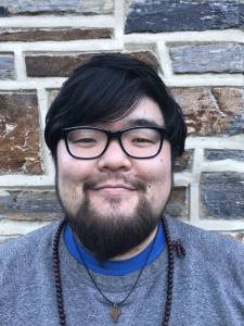 Howard Kim headshot