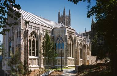 Westbrook building at Duke Divinity School