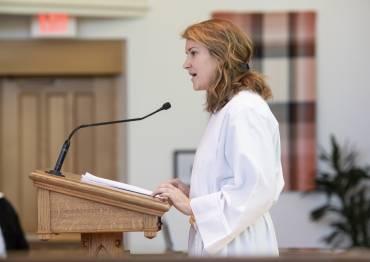 student preacher
