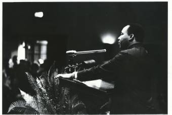 Martin Luther King, Lischer, Civil Rights