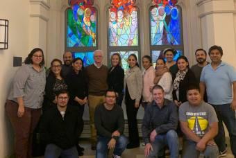 Hispanic Latino Preaching Initiative participants