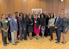 Consultation with Black Christian Executives