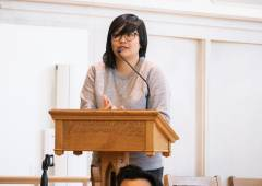 Asian Theology Worship Service