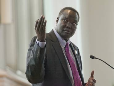 Ambassador from South Sudan