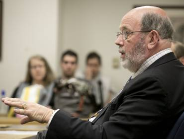 N.T. Wright lectures to students