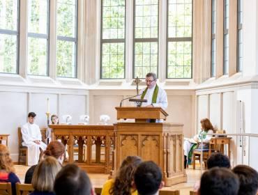 Sam Wells preaching