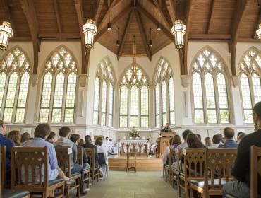 Goodson Chapel Service