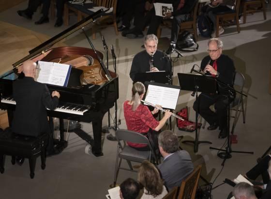 Music & Martyrdom concert