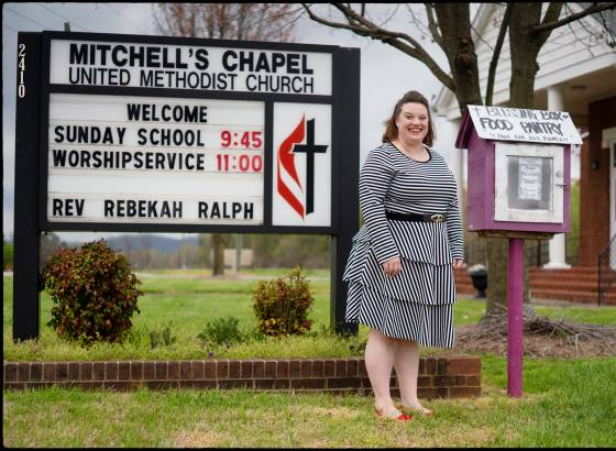 Rebekah Ralph at UMC