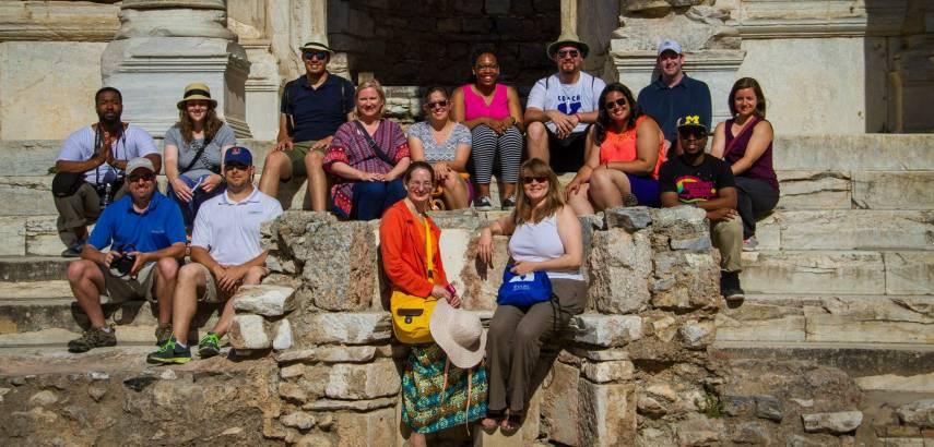 Byzantine trip
